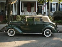 Used 1936 Ford Convertible