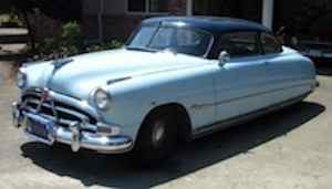 1951 Hudson Hornet - from the Vintage Car Era