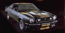 1975 Ford Mustang II Corbra