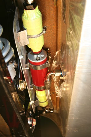 Tips for installing fuel lines and brake lines on antique, vintage, old, used or classic cars or trucks - step 16