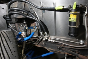 Tips for installing fuel lines and brake lines on antique, vintage, old, used or classic cars or trucks - step 35
