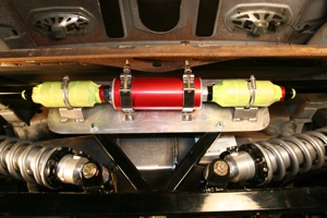 Tips for installing fuel lines and brake lines on antique, vintage, old, used or classic cars or trucks - step 4