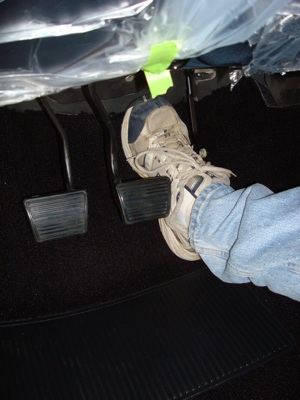 How to install carpet in an antique, vintage, old, used or classic car or truck - step 27