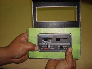 Installing a radio or CD player in the dash of an antique, vintage or classic car or truck step 7