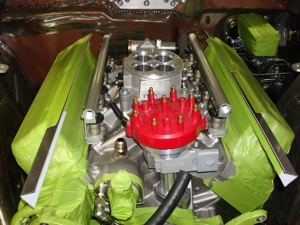 How to make a custom air cleaner for an antique, vintage or classic car or truck step 1
