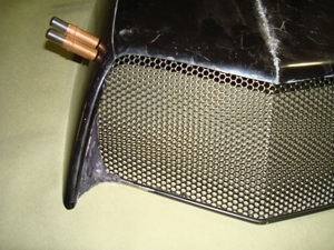 How to make a custom air cleaner for an antique, vintage or classic car or truck step 25
