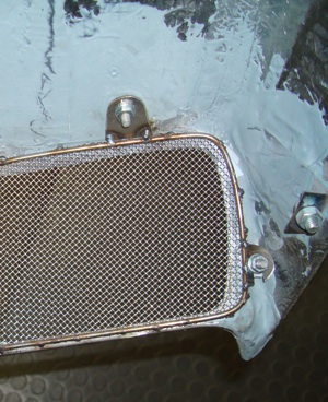 How to make a custom air cleaner for an antique, vintage or classic car or truck step 33
