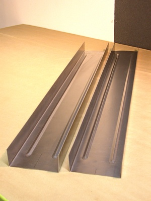 Building a custom door for your antique, vintage, old, used or classic car or truck - step 14