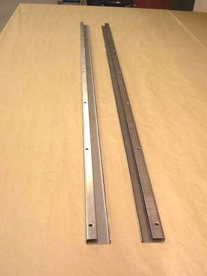 Building a custom door for your antique, vintage, old, used or classic car or truck - step 20