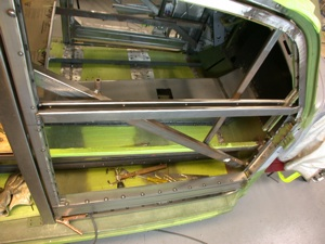 Building a custom door for your antique, vintage, old, used or classic car or truck - step 26