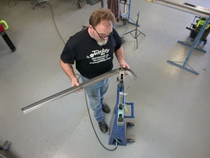Building a custom door for your antique, vintage, old, used or classic car or truck - step 3