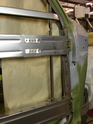 Building a custom door for your antique, vintage, old, used or classic car or truck - step 31