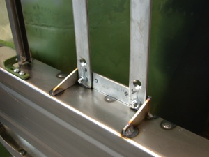 Building a custom door for your antique, vintage, old, used or classic car or truck - step 33