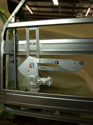 Building a custom door for your antique, vintage, old, used or classic car or truck - step 34