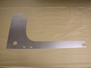 Building a custom door for your antique, vintage, old, used or classic car or truck - step 36