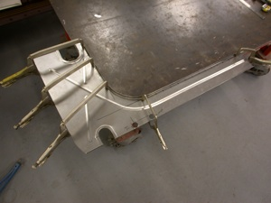 Building a custom door for your antique, vintage, old, used or classic car or truck - step 38