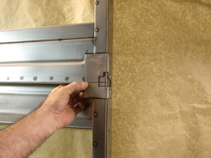 Building a custom door for your antique, vintage, old, used or classic car or truck - step 42