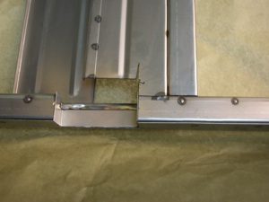 Building a custom door for your 3ntique, vintage, old, used or classic car or truck - step 43