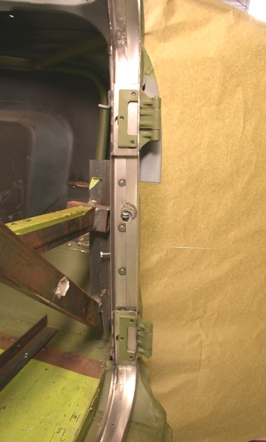 Building a custom door for your antique, vintage, old, used or classic car or truck - step 7