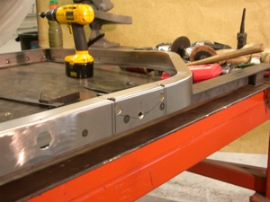 Building a custom door for your antique, vintage, old, used or classic car or truck - step 8