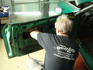 How to disassemble and organize parts when restoring an  antique, vintage, old, used or classic car or truck - step 19