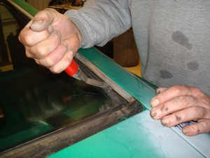 How to disassemble and organize parts when restoring an  antique, vintage, old, used or classic car or truck - step 21
