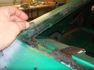 How to disassemble and organize parts when restoring an  antique, vintage, old, used or classic car or truck - step 25