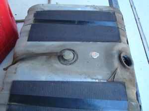 How to disassemble and organize parts when restoring an  antique, vintage, old, used or classic car or truck - step 7