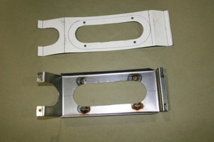 How to relocate the emergency brake handle on antique, vintage, old, used or classic cars or trucks - step 8