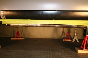 How to build a custom exhaust system on antique, vintage, old, used or classic cars or trucks - step 22