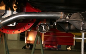 How to build a custom exhaust system on antique, vintage, old, used or classic cars or trucks - step 5