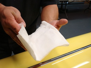 How to polish and detail an antique, vintage, old, used or classic car or truck - step 11