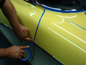 How to polish and detail an antique, vintage, old, used or classic car or truck - step 13
