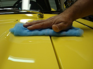 How to polish and detail an antique, vintage, old, used or classic car or truck - step 3