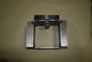 How to make hidden seatbelt retractors for an antique, vintage, old, used or classic car or truck - step 7