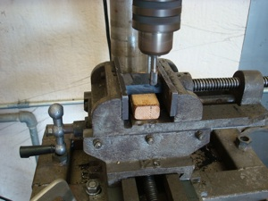 Making a new nylon guide for an antique, vintage, old, used or classic car or truck - step 9