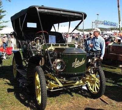 1905 Stanley Steamer