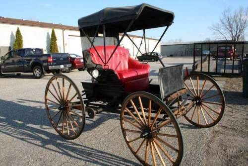 1908 Studebaker Buggy