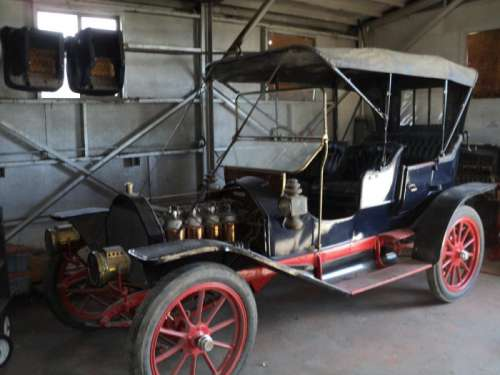 Brass Era 1909 Cadillac Model 30