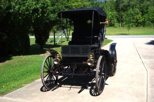 1909 Sears Motor Buggy Model K
