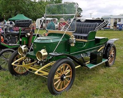 1912 Stanley Steamer