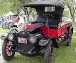 Antique Era 1916 Buick Truck