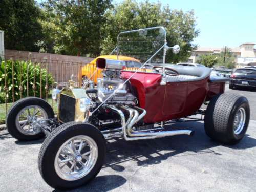 1921 Ford T-Bucket Roadster
