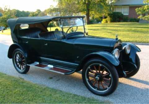 1922 Buick Touring Car