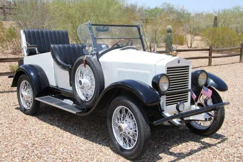 1923 Essex Raceabout Roadster