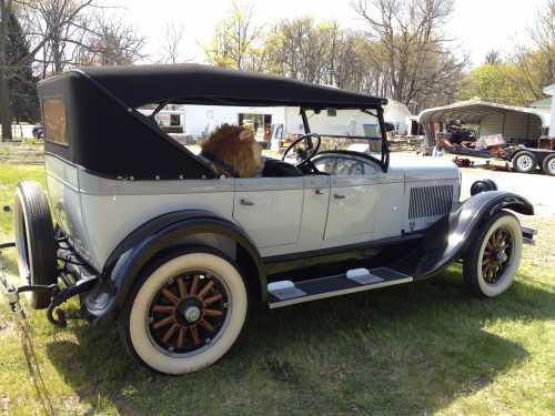 Vintage Era 1924 Chrysler