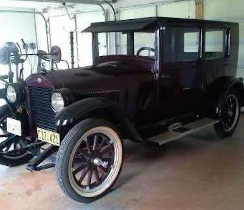 1925 Hudson Essex