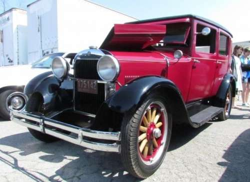 1928 Essex Super Six
