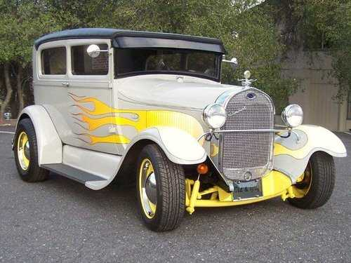 1929 Ford Hot Rod
