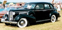 1938 Buick Roadmaster Series 80